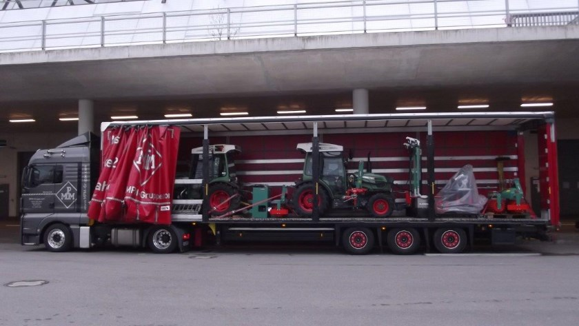 MPM Truck unterwegs 1