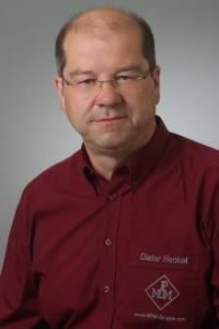 Dieter Henkel Portrait