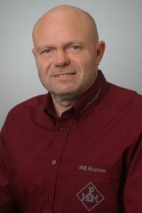 Willi Roumen Portrait